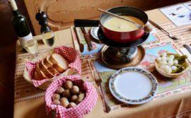 Le Chalet Swiss Cheese Fondue Gruyere - 2