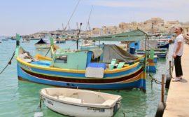 Marsaxlokk Malta - 1