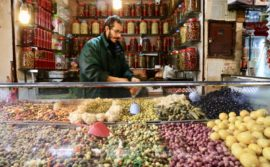Moroccan Olives - 1