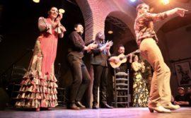 Flamenco Dance Museum Sevilla - 1