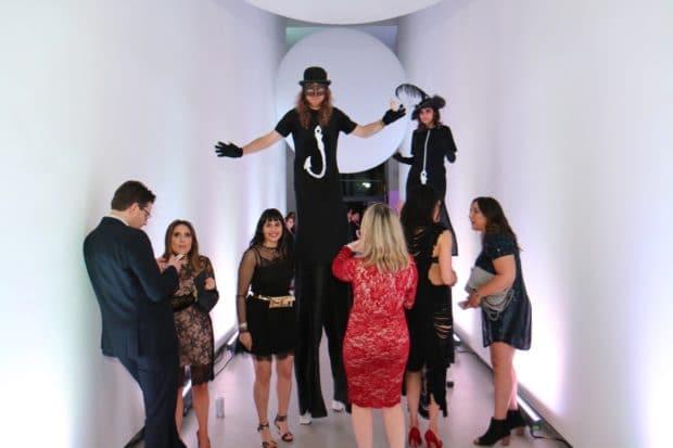 Power Ball XX: Toronto's Wildest Art Bash Was a Carnival of Fun