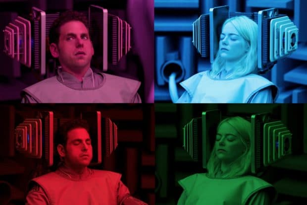 Jonah Hill and Emma Stone Star in Netflix's Maniac