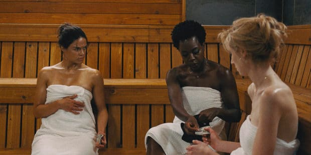 Widows: When Women Work Together They Can Handle a Heist