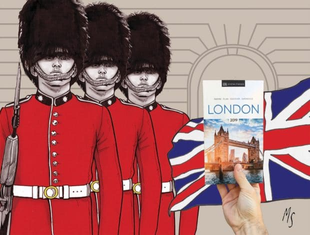 Win A Trip for 2 to London & Paris with Indigo Plum Rewards