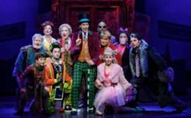 Charlie and the Chocolate Factory, Toronto - 1