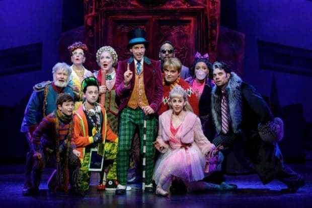 Charlie and the Chocolate Factory Arrives to Toronto