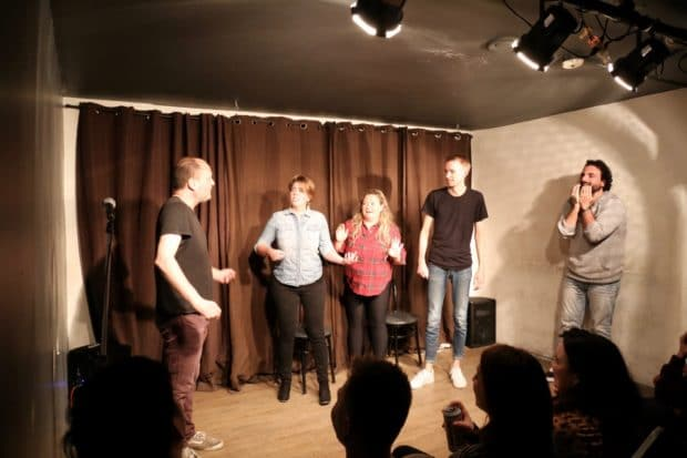 Comedy Clubs in Toronto, Social Capital Theatre