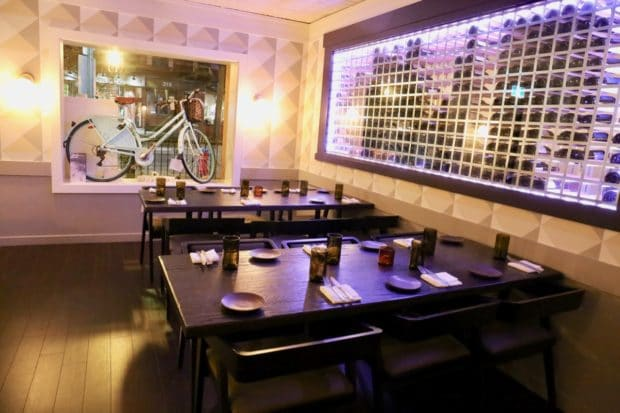 Ricarda's Oakville Private Dining Room