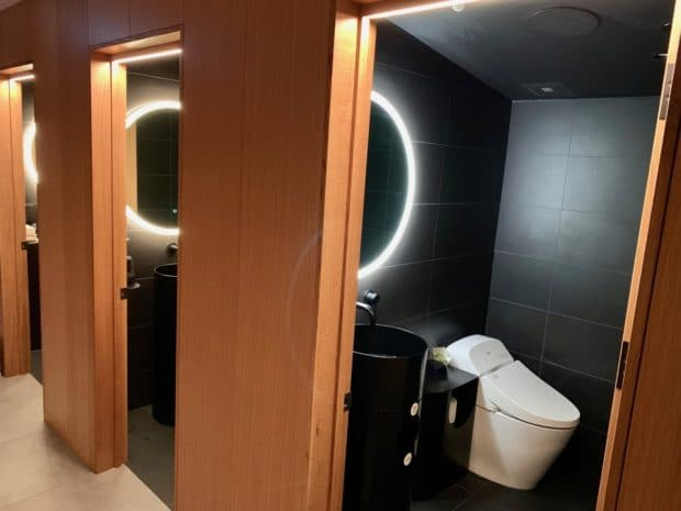 Enjoy a thrill on Sara Toronto's Japanese toilets