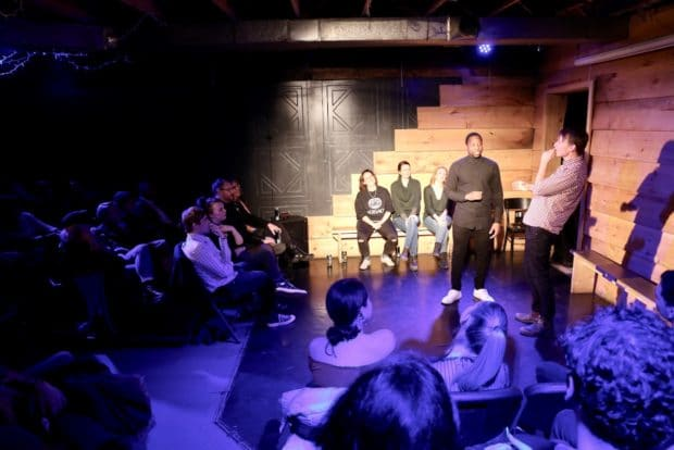 Comedy Clubs in Toronto: Bad Dog Comedy Theatre at Bloor and Ossington