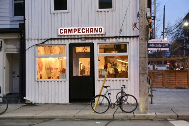 Campechano Toronto at Portland and Adelaide