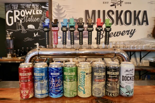 Muskoka Brewery: Ontario's Best Craft Breweries
