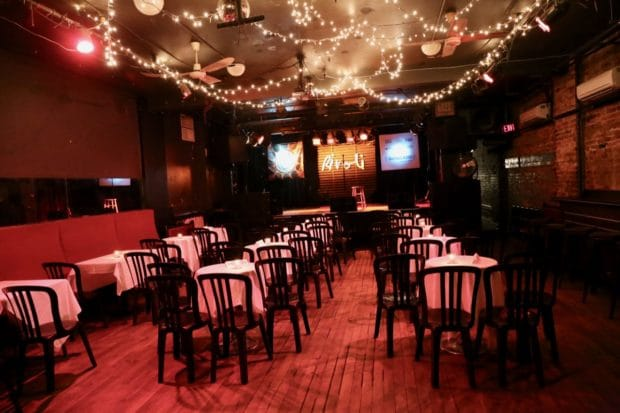 The Back Room at the Rivoli is home to Toronto's favourite weekly comedy show.