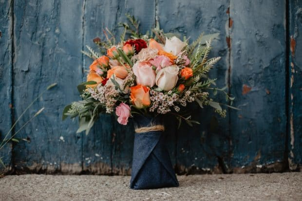 Toronto Flower Delivery: order The Farmboy from Tonic Blooms.