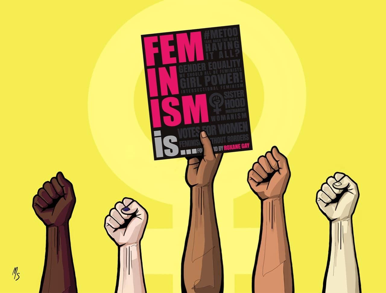 Feminism Is... DK Publishing