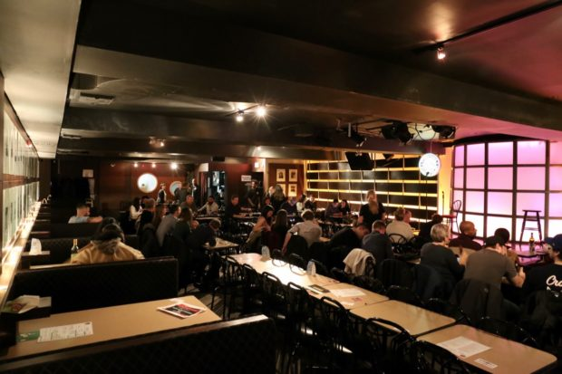 Yuk Yuk's Toronto is one of the most famous stand-up comedy clubs in Toronto.