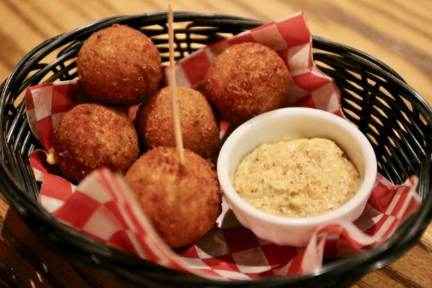 Dutch and Indonesian Dishes Served at Borrel Restaurant Toronto