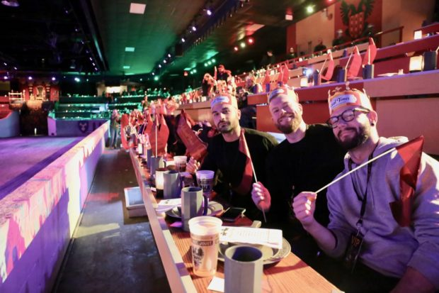 VIP best seats at Medieval Times Toronto.