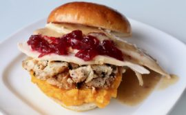 Turkey Cranberry Sandwich - 2