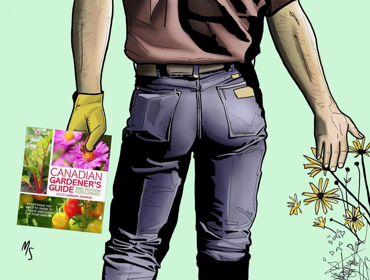 Canadian Gardener's Guide by DK Publishing.