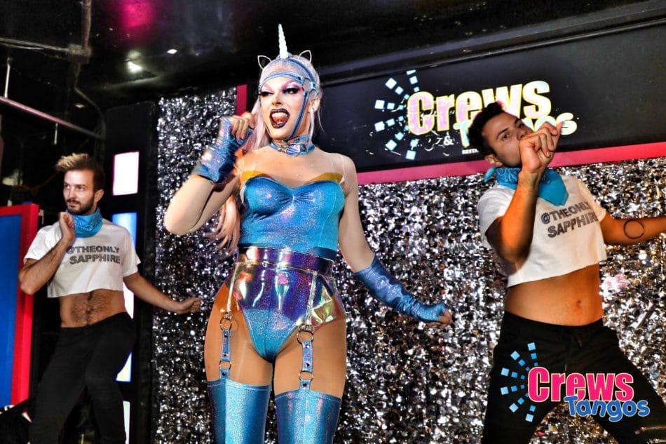 Gay Bars Toronto: Crews & Tangos is an iconic drag bar on Church Street.