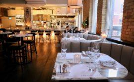 King West Restaurants: Marbl is the neighbourhoods newest steakhouse.