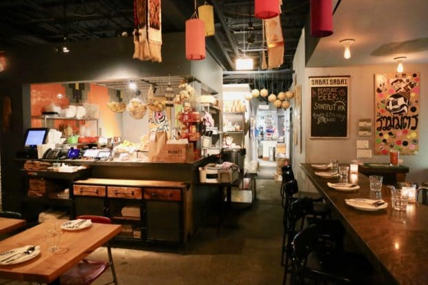 Sabai Sabai Toronto: Best Thai Restaurant in Yorkville