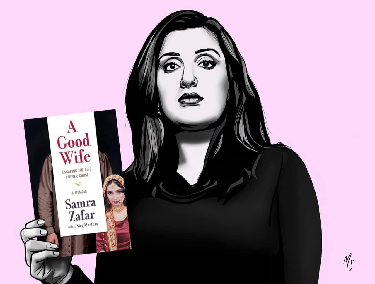 Samra Zafar's A Good Wife.