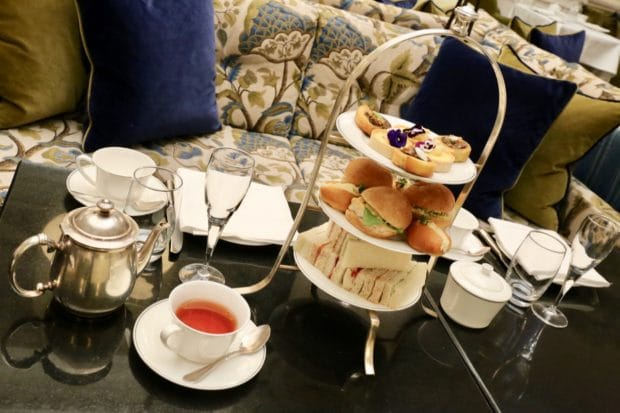 Balmoral Hotel Afternoon Tea: Best High Tea in Edinburgh