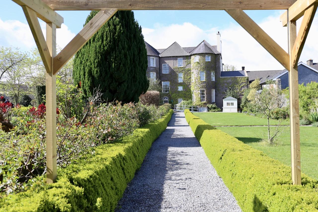 Enjoy afternoon tea at Butler House & Garden.