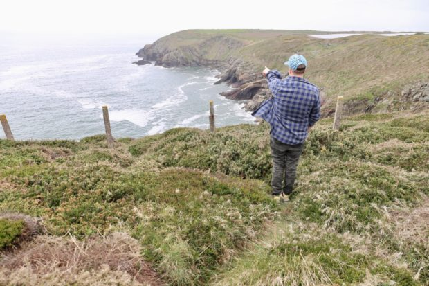 Ardmore Cliff Walk: Scenic Seaside Hike in Ireland