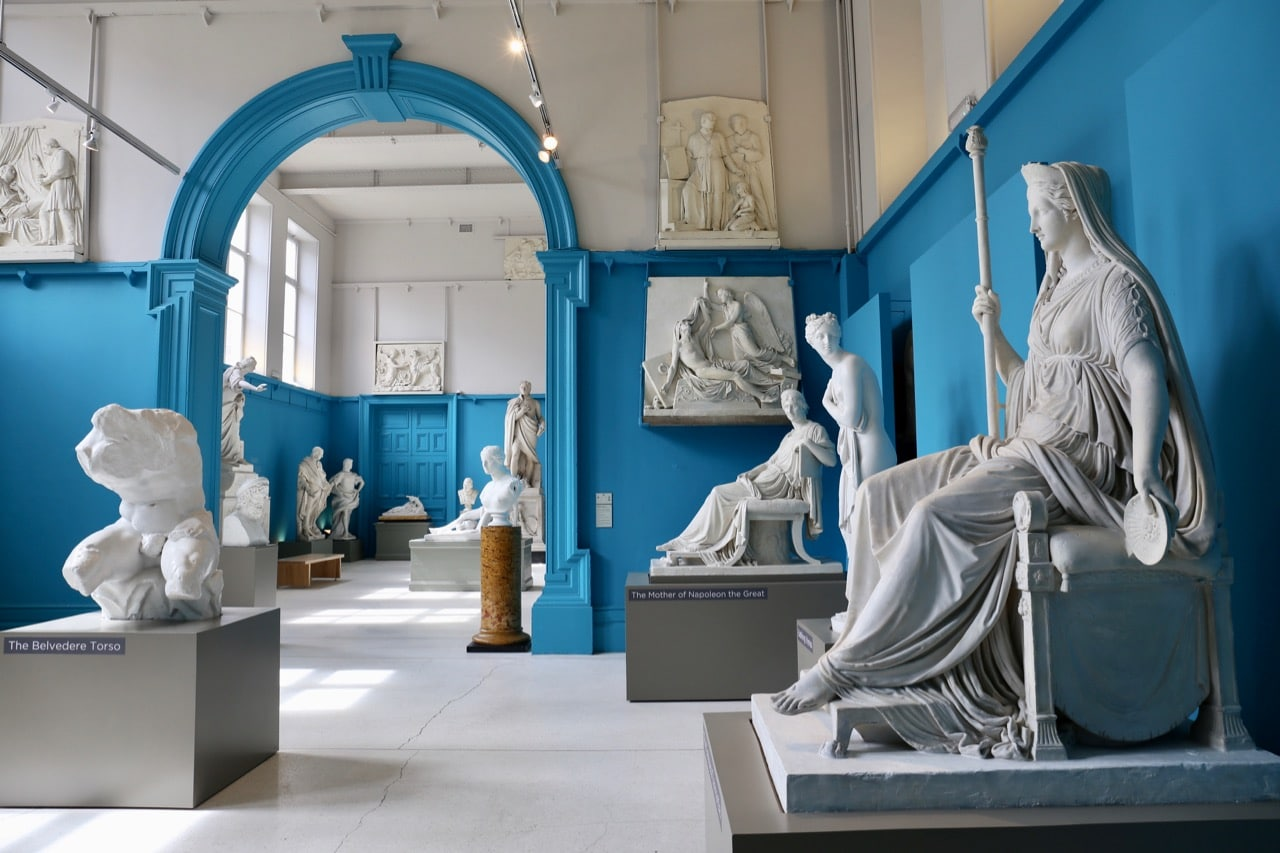 Things to do in Cork: Art fans enjoy a free visit at Crawford Art Gallery.