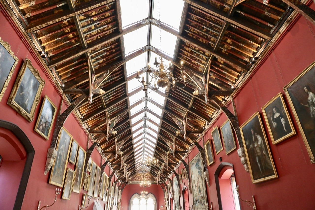 Enjoy a one hour tour of Kilkenny's famous Irish castle.