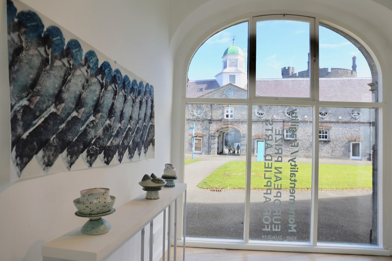 Things to do in Kilkenny: Art lovers adore the National Design & Craft Gallery.