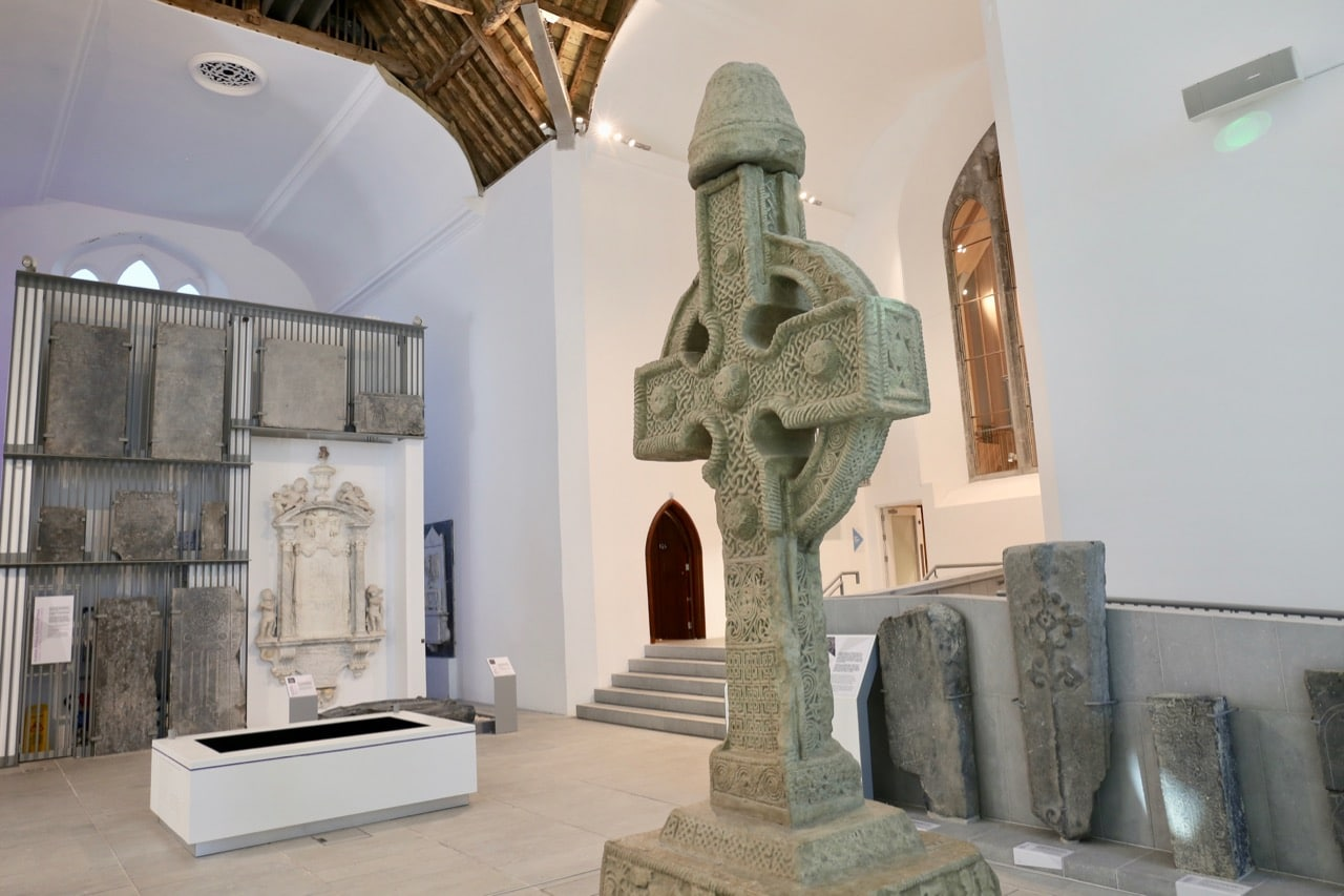St Mary's Medieval Mile Museum is the city's newest attraction.