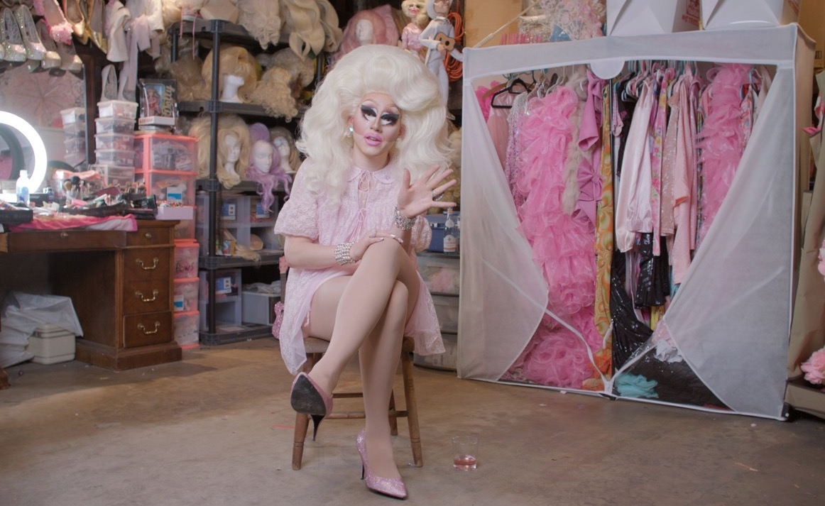 Hot Docs 2019 must-see Drag Queen documentary, Trixi Mattel: Moving Parts.