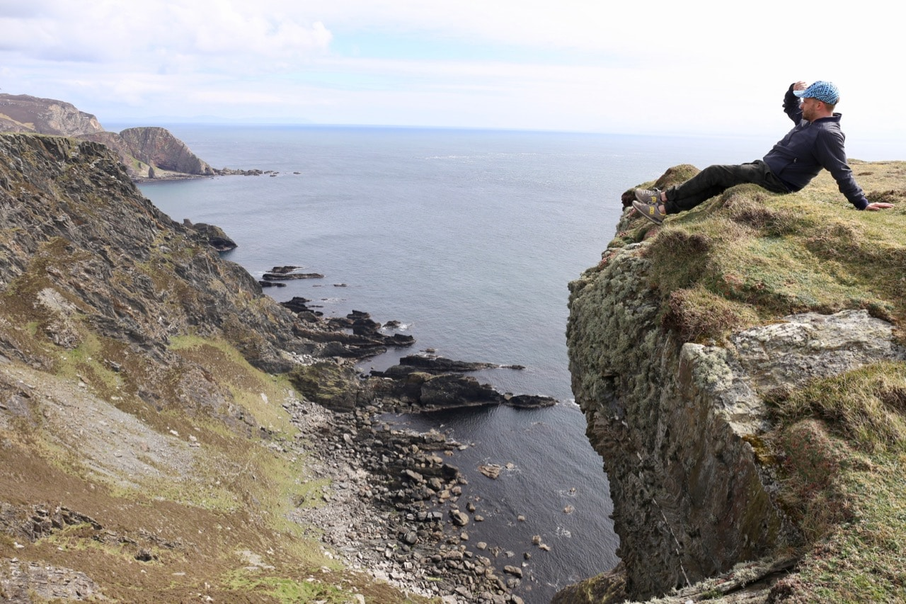 Things to do on Islay: Enjoy jaw-dropping views at the Mull of Oa.
