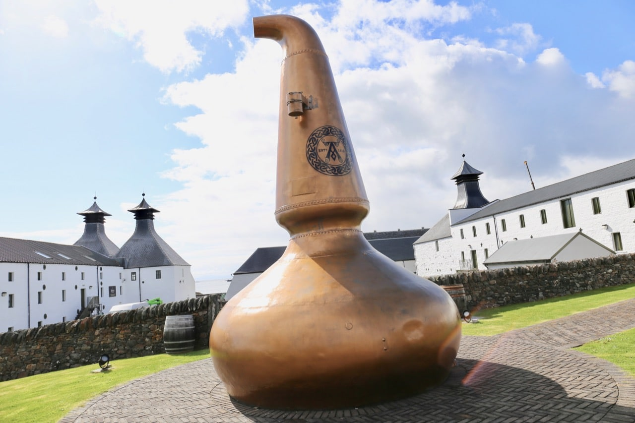 Of all the Islay Distilleries, Ardbeg is one of the most recognizable brands.