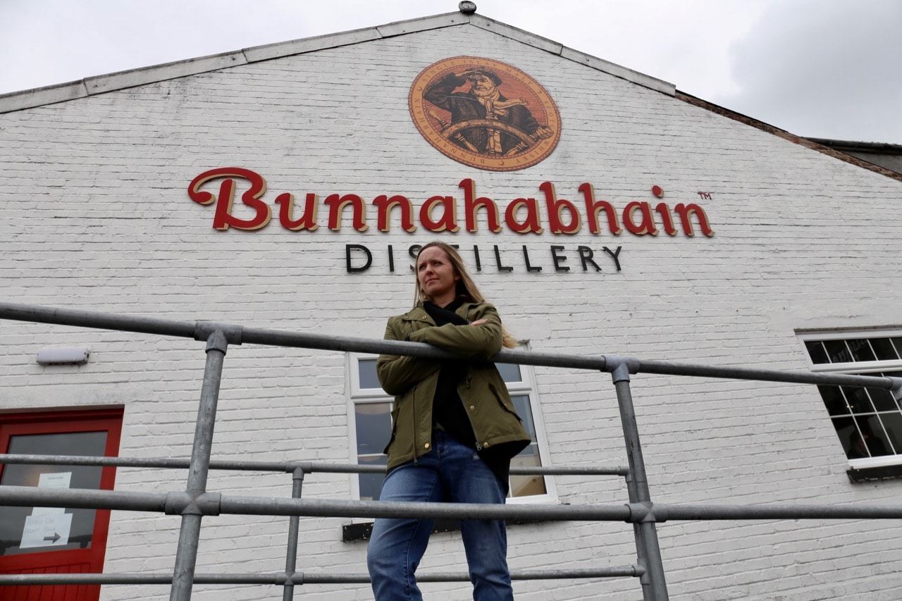 Bunnahabhain is the most northerly of the Islay Distilleries.