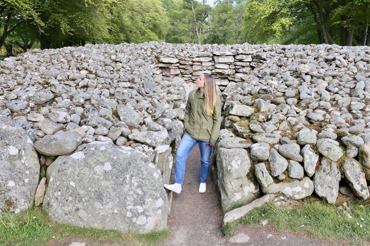 Honeymoon in Scotland: Visit a famous 4000 year old historic site.