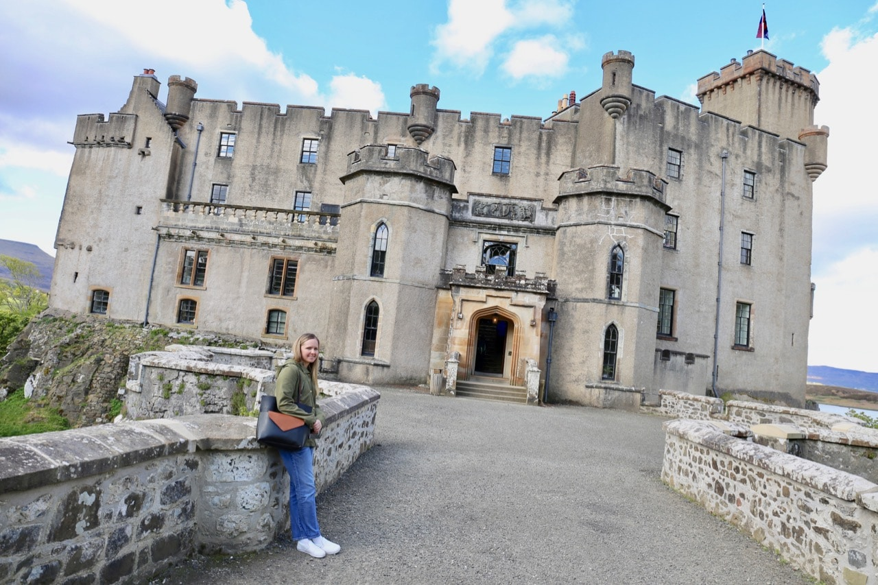 Step back in time on a tour of Dunvegan Castle.