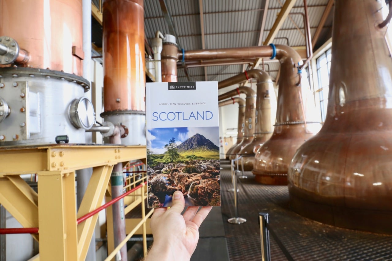 Whisky fans love sipping through ancient distilleries on a Scottish honeymoon.