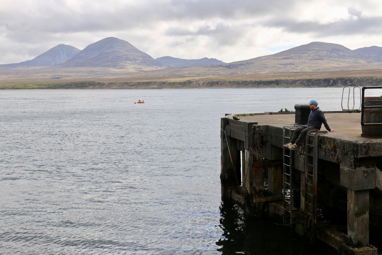 Take a day trip to the isle of Jura.