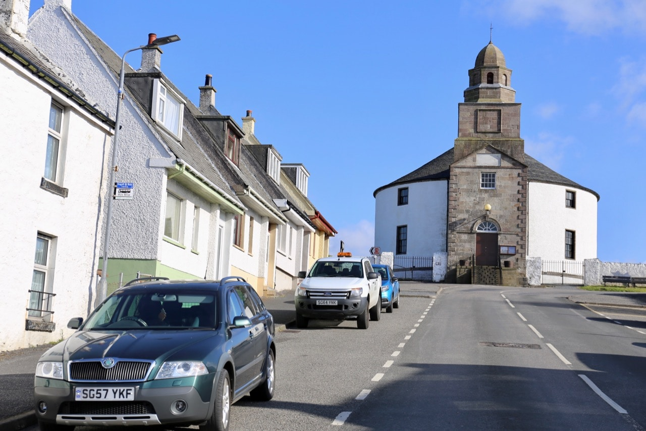 Visit Kilarrow Church in Bowmore.