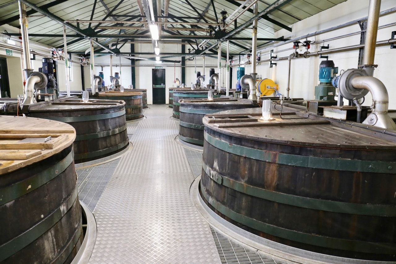 Take an informative tour of Lagavulin Distillery.