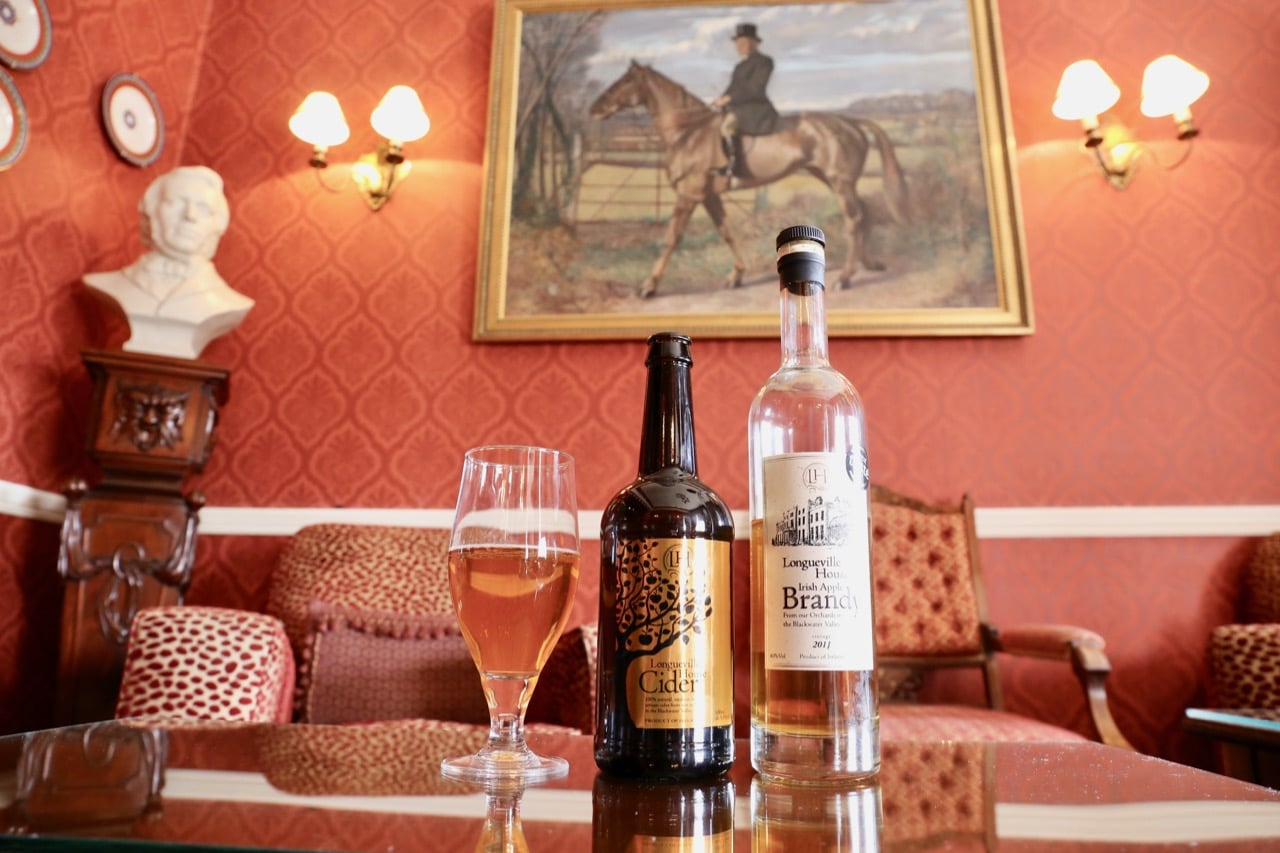 Longueville House offers a relaxing rural retreat where craft cider and brandy are made on site.