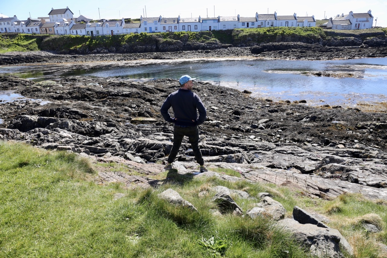 Enjoy seal watching in Portnahaven.