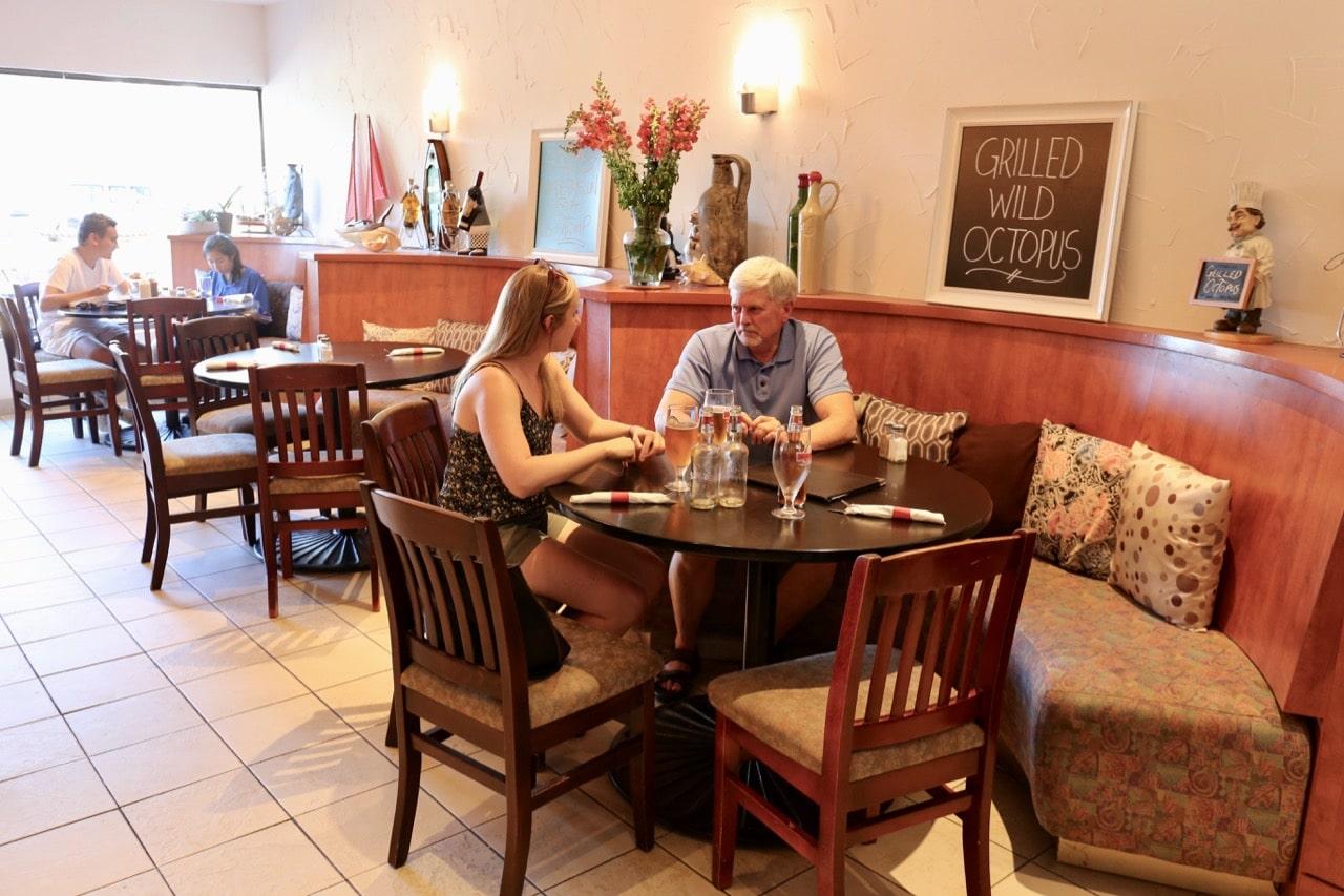 Agabi is the best Mediterranean restaurant in Oakville.