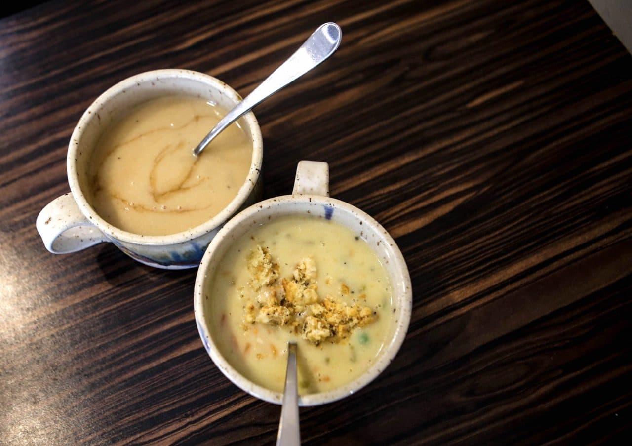 Stratford Restaurants: Creamy Chicken Comfort from Soup Surreal.