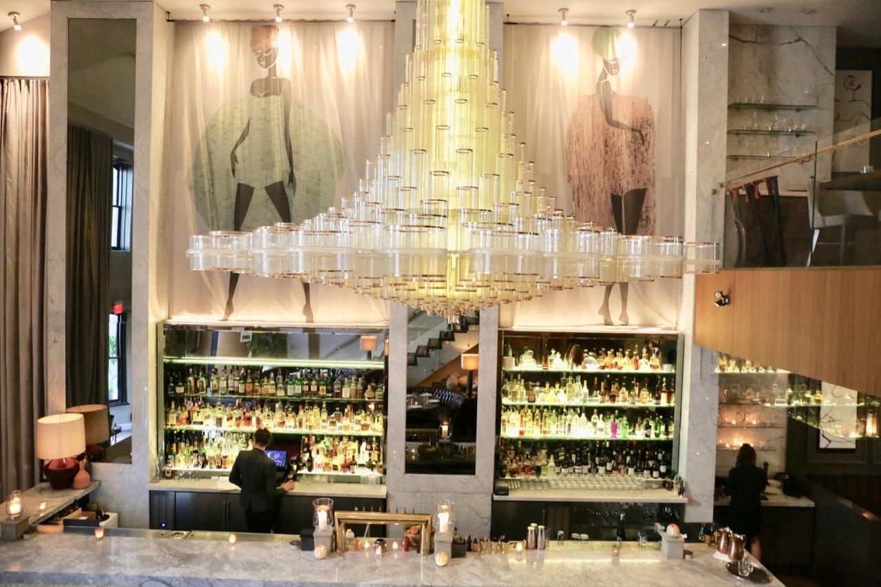 Estia Toronto is a Mediterranean restaurant on Avenue Road.